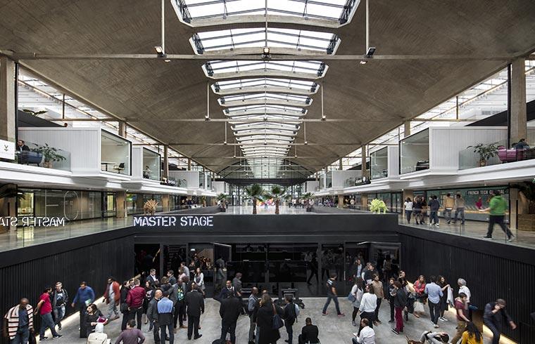 Station F, Paris, Rabot Dutilleul Construction